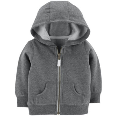 Carter's Fleece Hoodie- Baby Boy