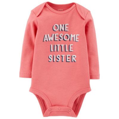 Carter's Bodysuit - Baby Girl