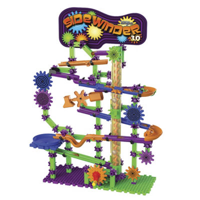 The Learning Journey Techno Gears Marble Mania Sidewinder 3.0  (200+ pcs)