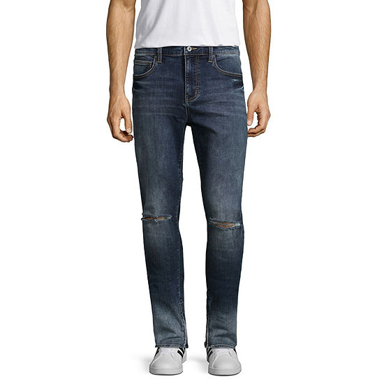 Arizona Men's Tapered Regular-Fit Jeans