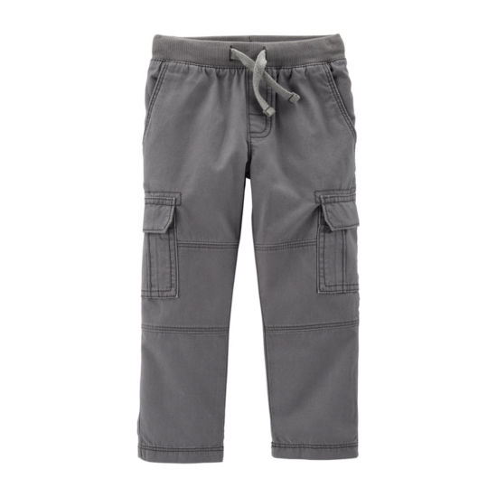 Carter's Pull-On Pants- Toddler Boy
