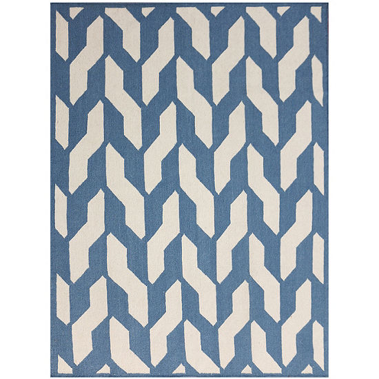 Amer Rugs Zara Ac Flat Weave Wool Rug