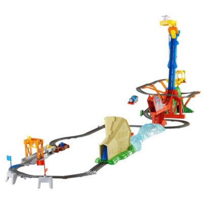 Fisher-Price Thomas & Friends TrackMaster Thomas'Sky-High Bridge Jump