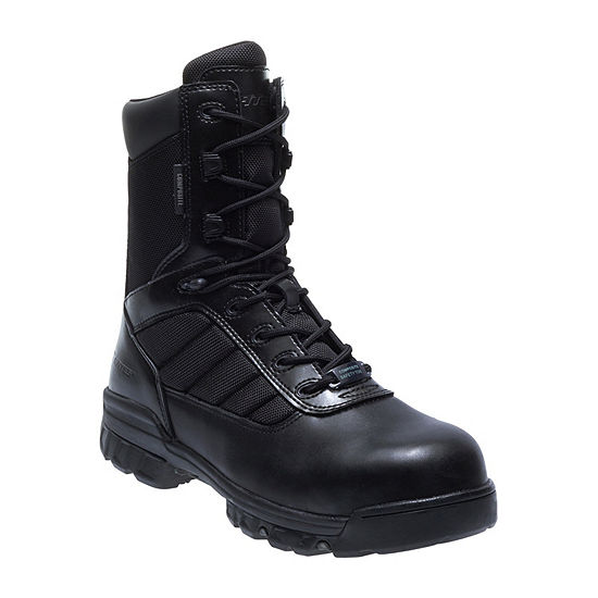 "Bates® 8"" Tactical Sport Composite-Toe Mens Slip-Resistant Work Boots"