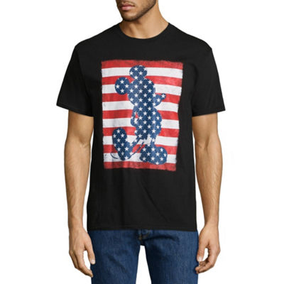 Fourth of July Mickey Mouse Graphic Tee