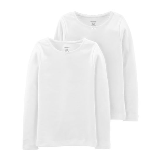 Carter's Long Sleeve T-Shirt Girls