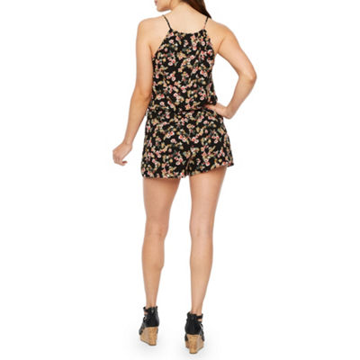 Premier Amour Sleeveless Romper