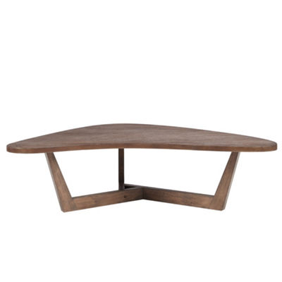 Ink+Ivy Boomerang Coffee Table