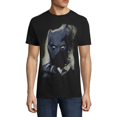 Black Panther Head Graphic Tee