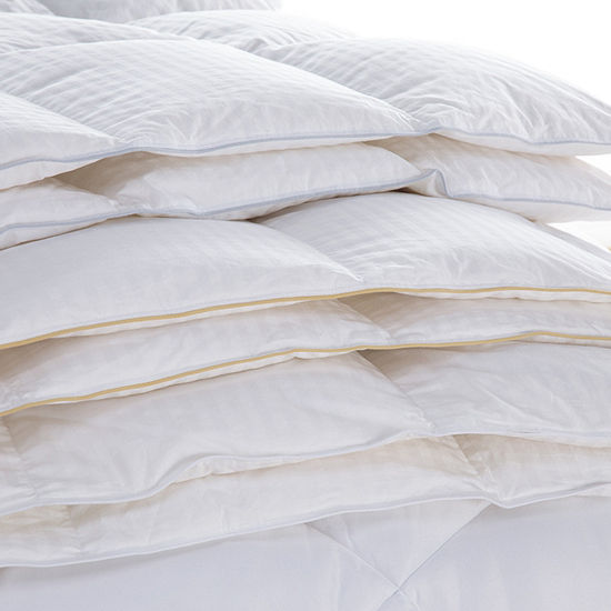 Never Down White Medium Warmth Down Alternative Comforter