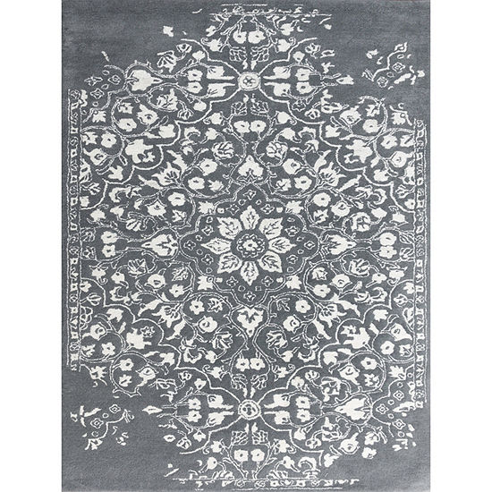 Amer Rugs Artist AB Hand-Tufted Wool and Viscose Rug