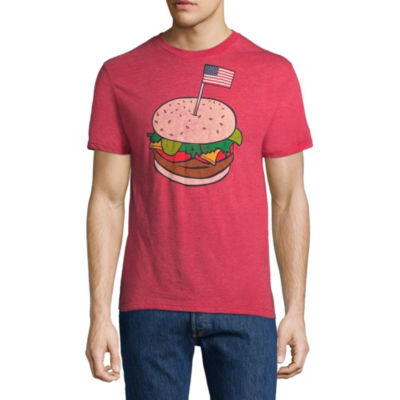 Fourth of July US Chow Graphic Tee