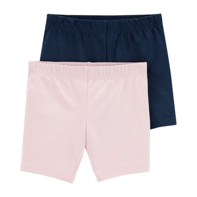 Carter's Girls Bike Short Preschool / Big Kid
