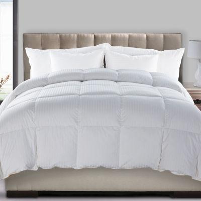 Never Down White Medium Warmth Down Alternative Comforter