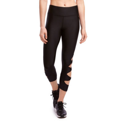 Jockey Mid Rise Capri Leggings