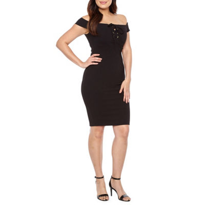 Premier Amour Sleeveless Sheath Dress