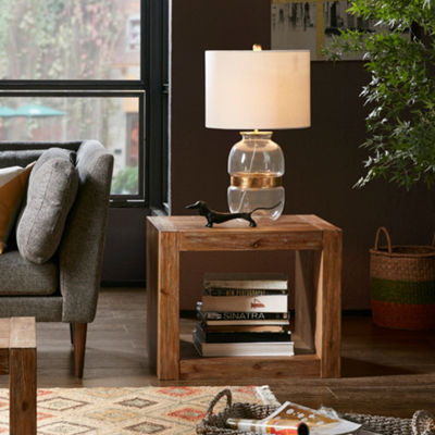 Ink+Ivy Zen End Table