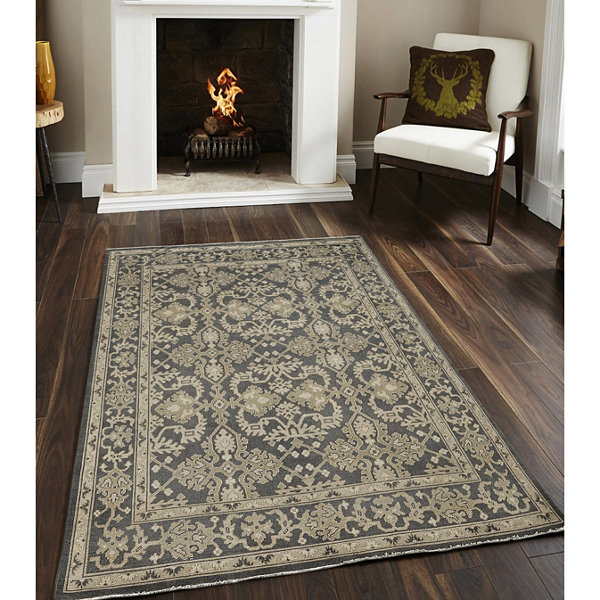 Amer Rugs Anatolia AE Hand-Knotted Wool Rug