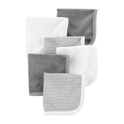 Carter's 6-pk. Wash Cloths