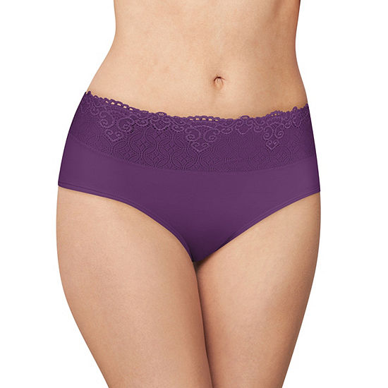 Bali Passion For Comfort Microfiber Hipster Panty Dfpc63