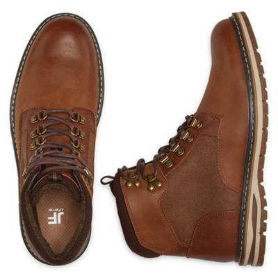 JF J.Ferrar Mens Norton Lace Up Boots Lace-up