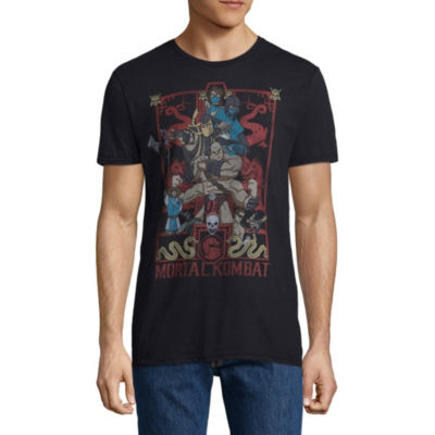 Mortal Kombat Montage Graphic Tee