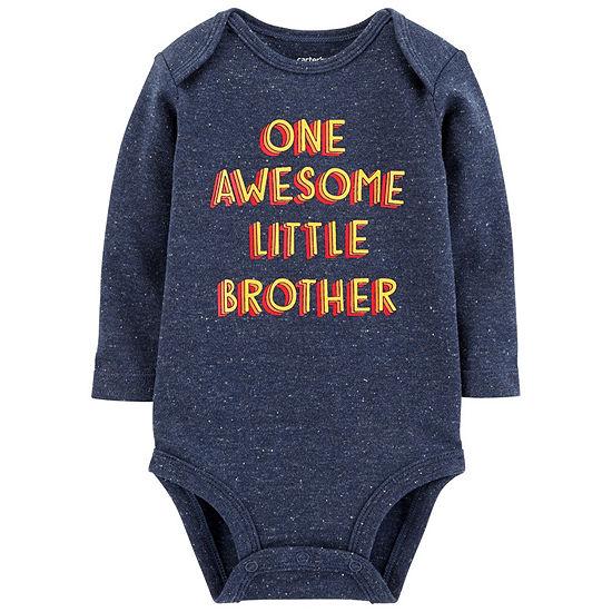 Carter's Little Brother Bodysuit-Baby Boys