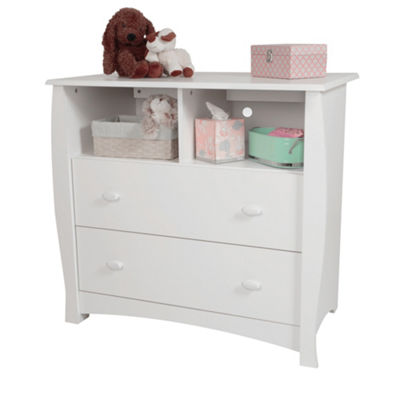 Beehive Changing Table with Removable Changing Station