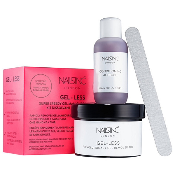 NAILS INC Gel less Gel Nail Polish Remover Kit JCPenney