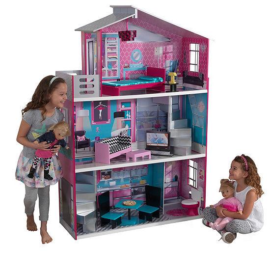 Kidkraft Breanna Dollhouse With Furniture