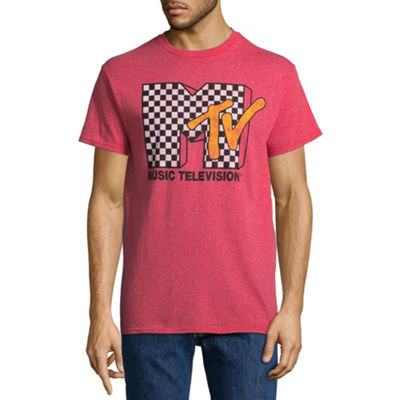 MTV Flag Fill Graphic Tee