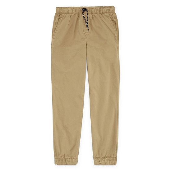 Arizona Boys Woven Jogger Cinched Jogger Pant - Preschool / Big Kid