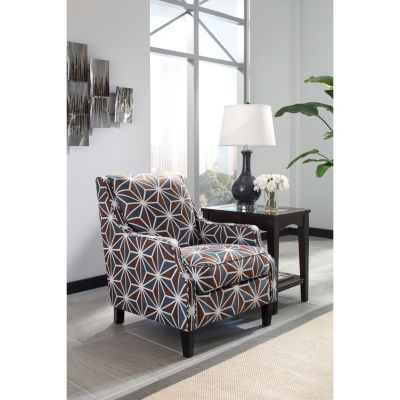 Signature Design By Ashley® Brise Geometric Accent Chair