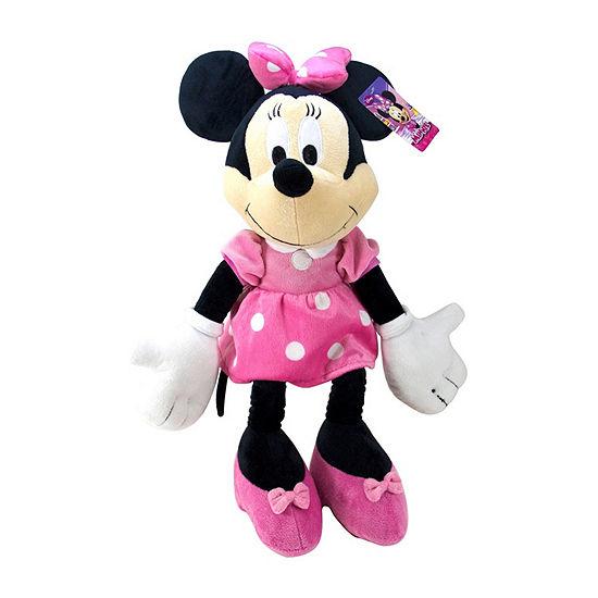Disney Minnie Mouse Throw Pillow