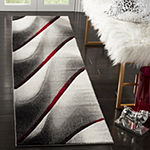 Safavieh Hollywood Collection Marcus Abstract Runner Rug