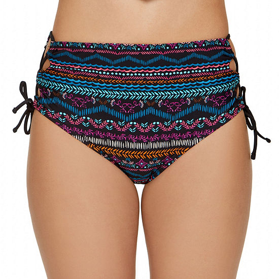Arizona High Waist Swimsuit Bottom Juniors