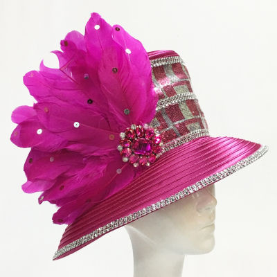 Whittall & Shon Medium Brim Derby Hat