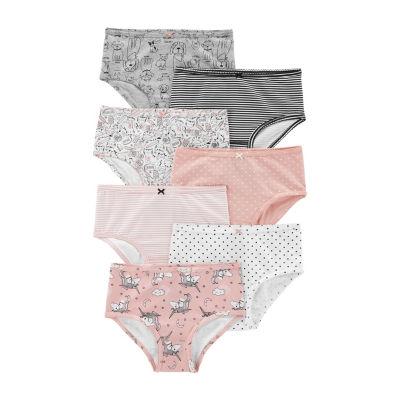 Carter's 7pk Bikini Underwear- Girl
