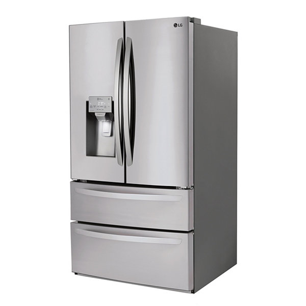 LG 28 ENERGY STAR® cu.ft. Smart Wi-Fi Enabled 4-Door French Door Refrigerator