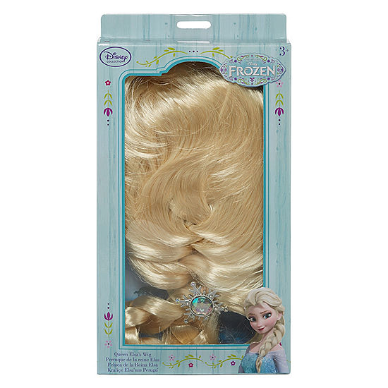 5a9a460fe Disney Collection Frozen Elsa Wig - One Size - JCPenney