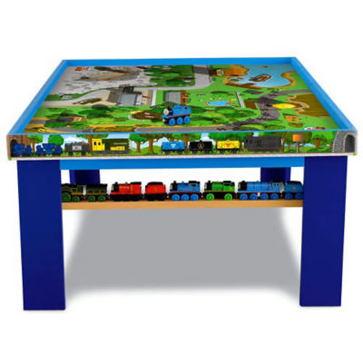 Thomas & Friends Wooden Railway Island of Sodor Playtable by Fisher-Price