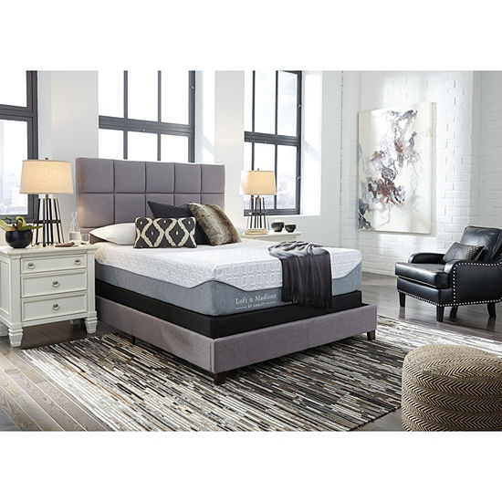 Sierra Sleep by Ashley® Loft and Madison 13-Inch Firm Mattress
