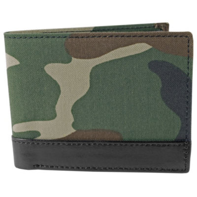 Stacy Adams Mens Billfold Wallet