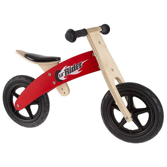 Lil Rider Wooden Balance Bike