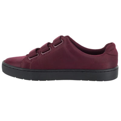Easy Street Womens Strive Oxford Shoes Hook and Loop Round Toe