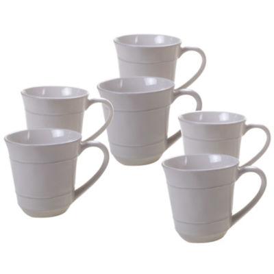 Certified International Orbit Cream Coffee Mug