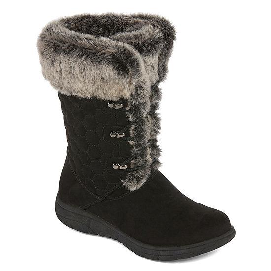 ad8318db424c Liz Claiborne Clinton Womens Winter Boots JCPenney