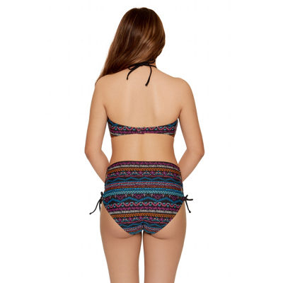 Arizona Halter Swimsuit Top or Swimsuit Bottom-Juniors