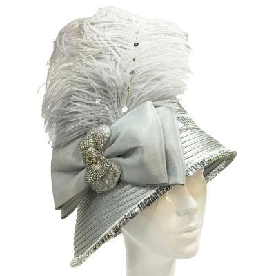 Whittall & Shon Cloche Derby Hat