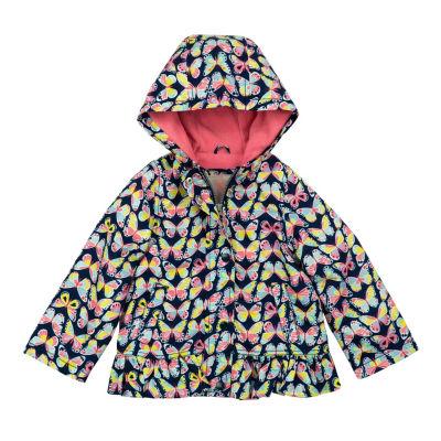 Carter's Fleece Lined Jacket - Baby Girl